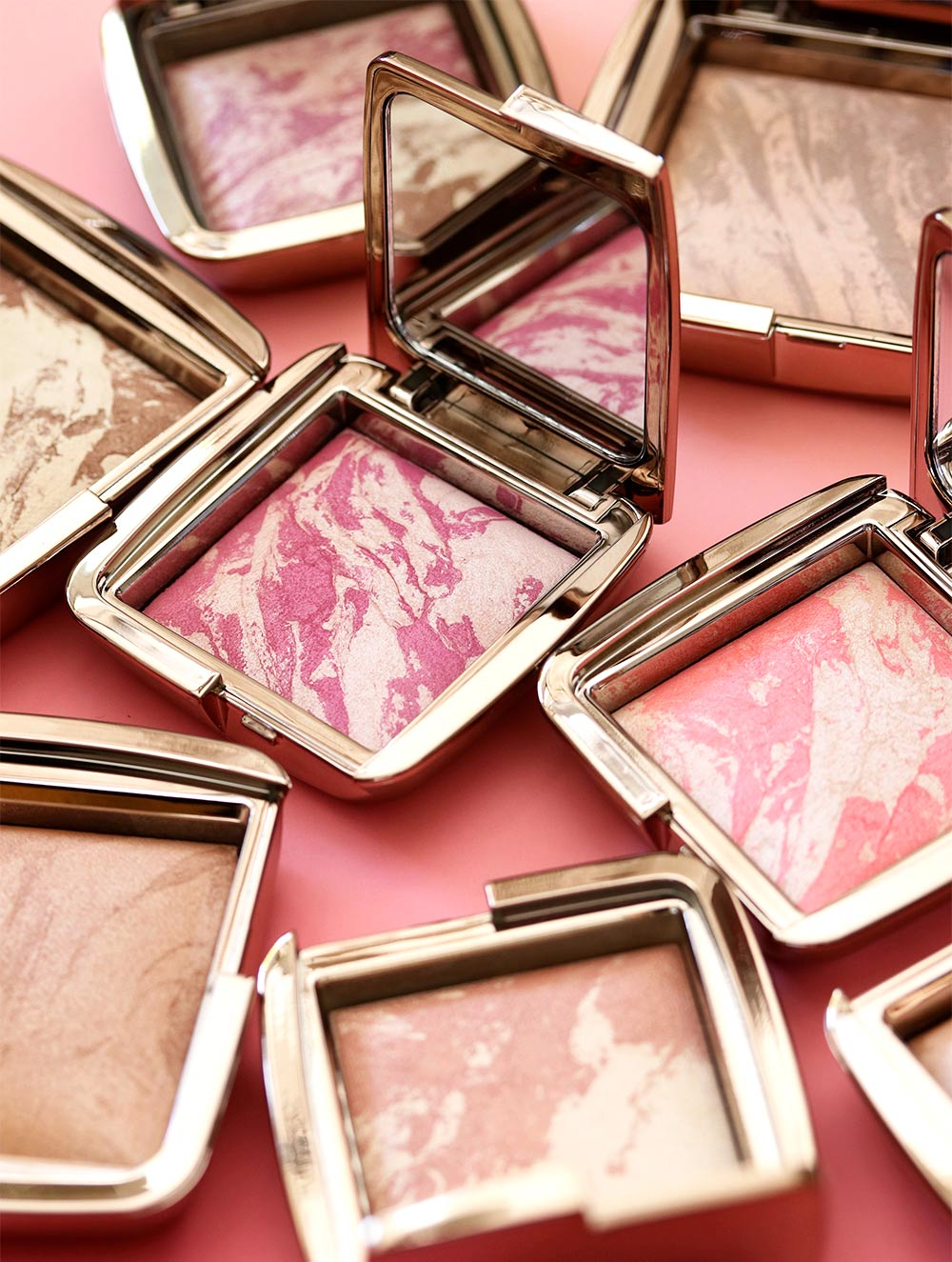 hourglass ambient strobe lighting blush bronzer
