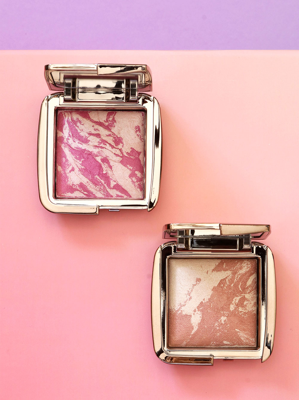 hourglass iridescent flash brilliant nude strobe lighting blush