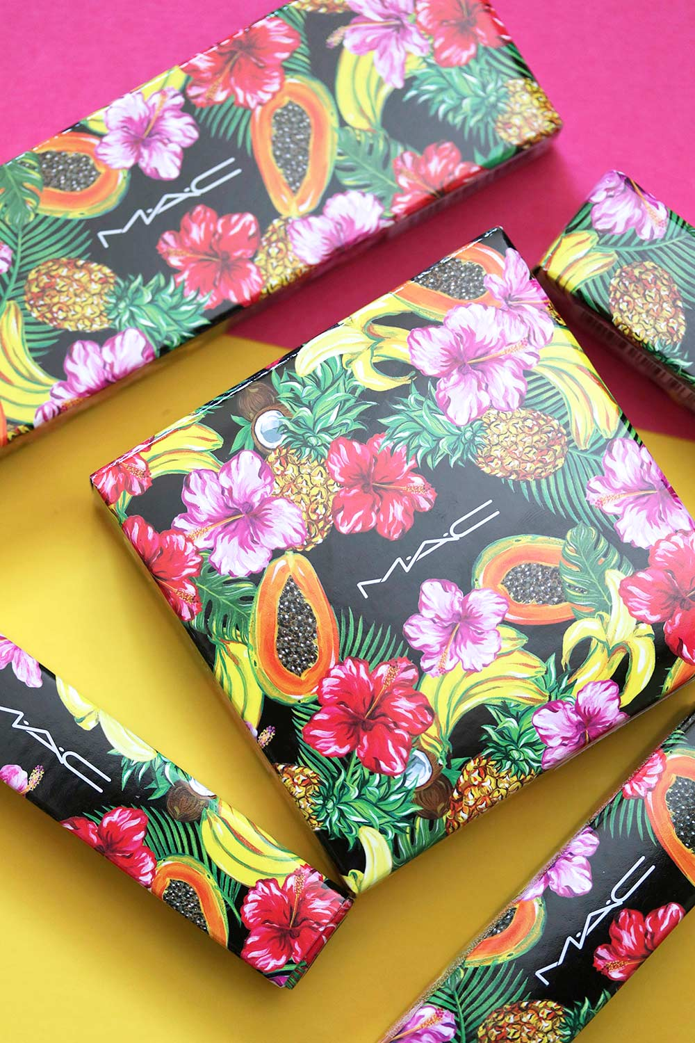 mac fruity juicy boxes