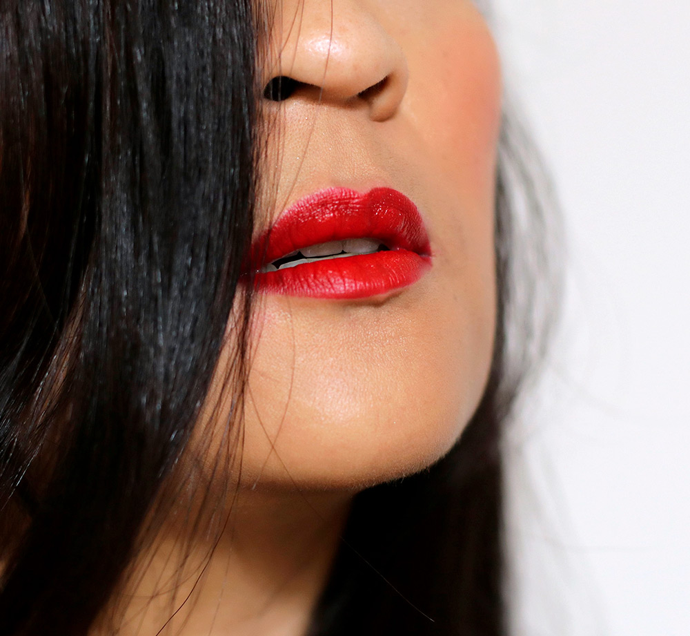 mac min liu dynasty red lipstick