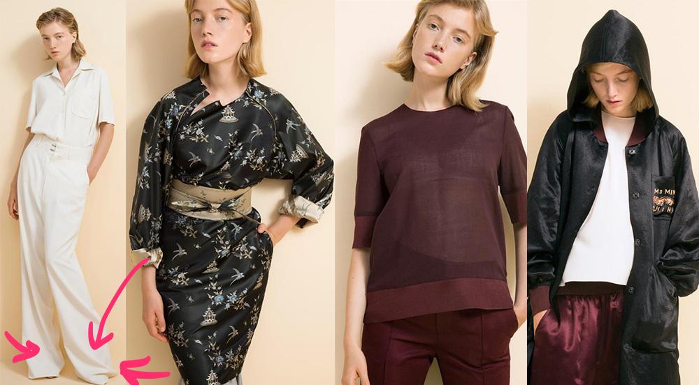 Fashion Designer Min Liu