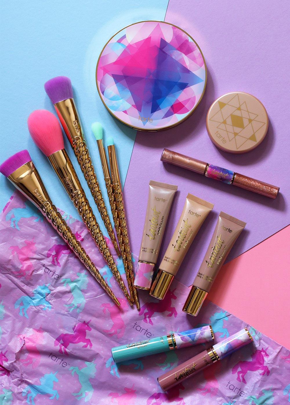 tarte make believe in yourself spring 2017 collection
