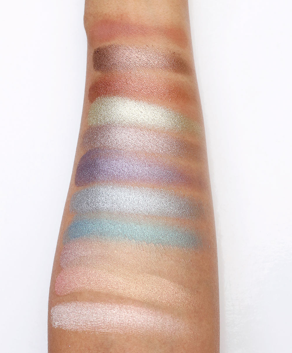 tarte make believe in yourself swatches 1