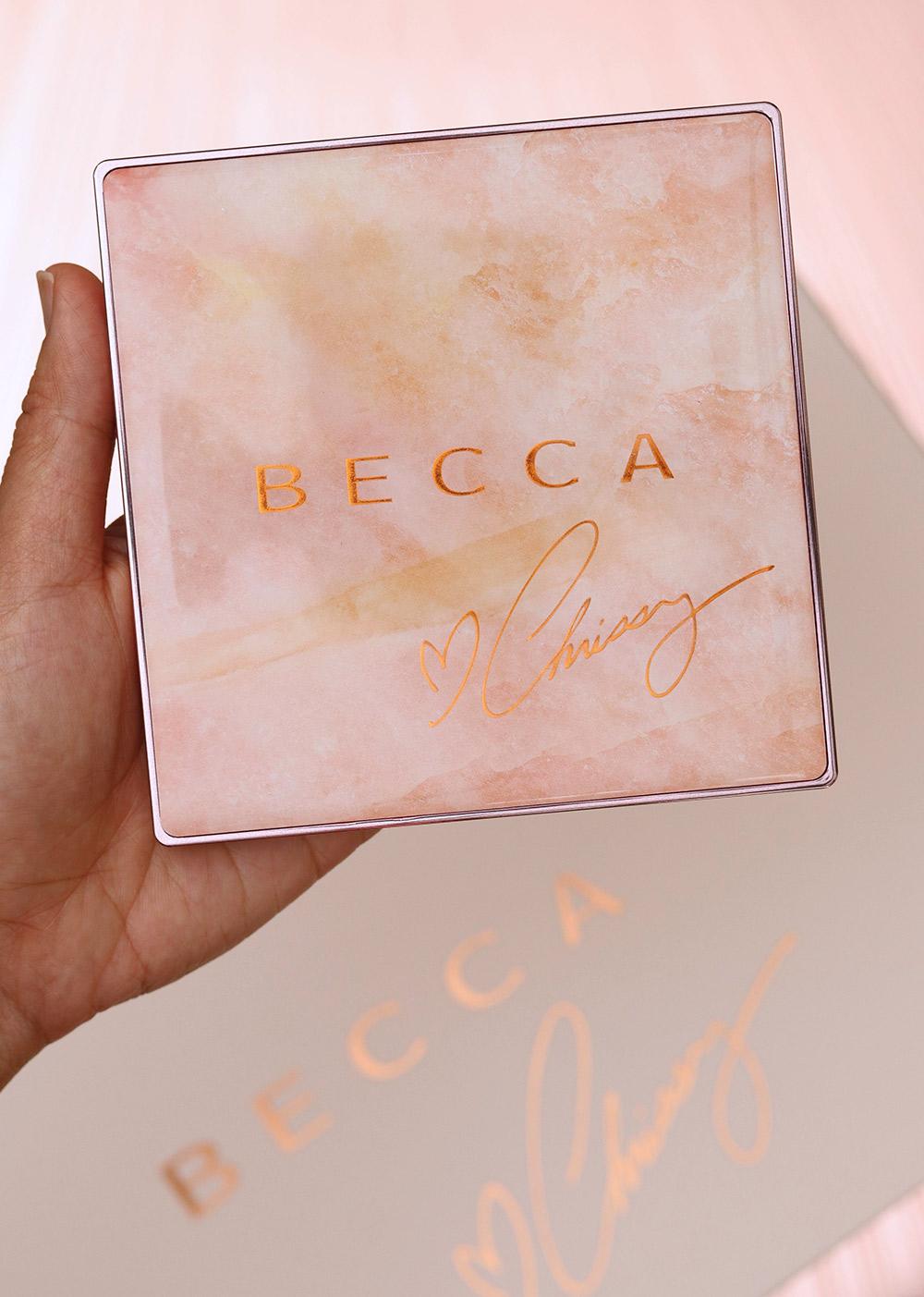becca chrissy teigen packaging