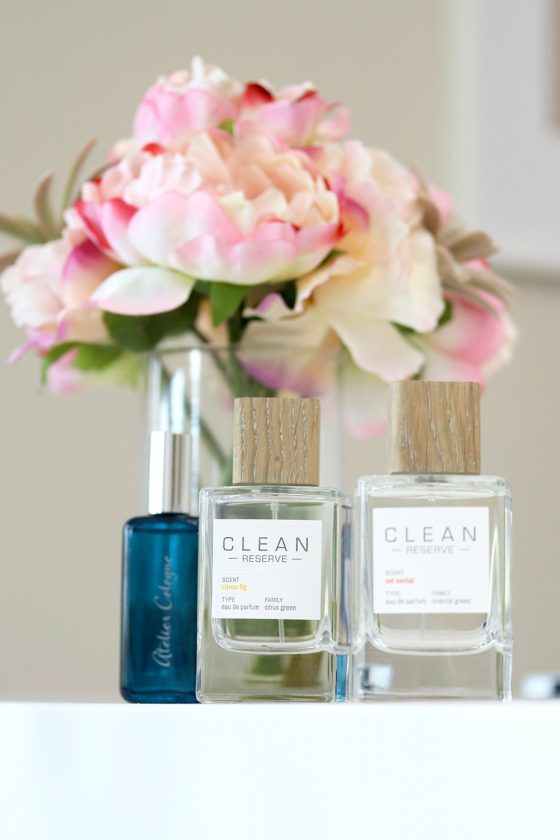 #FragranceFriday: CLEAN Reserve and Atelier Cologne