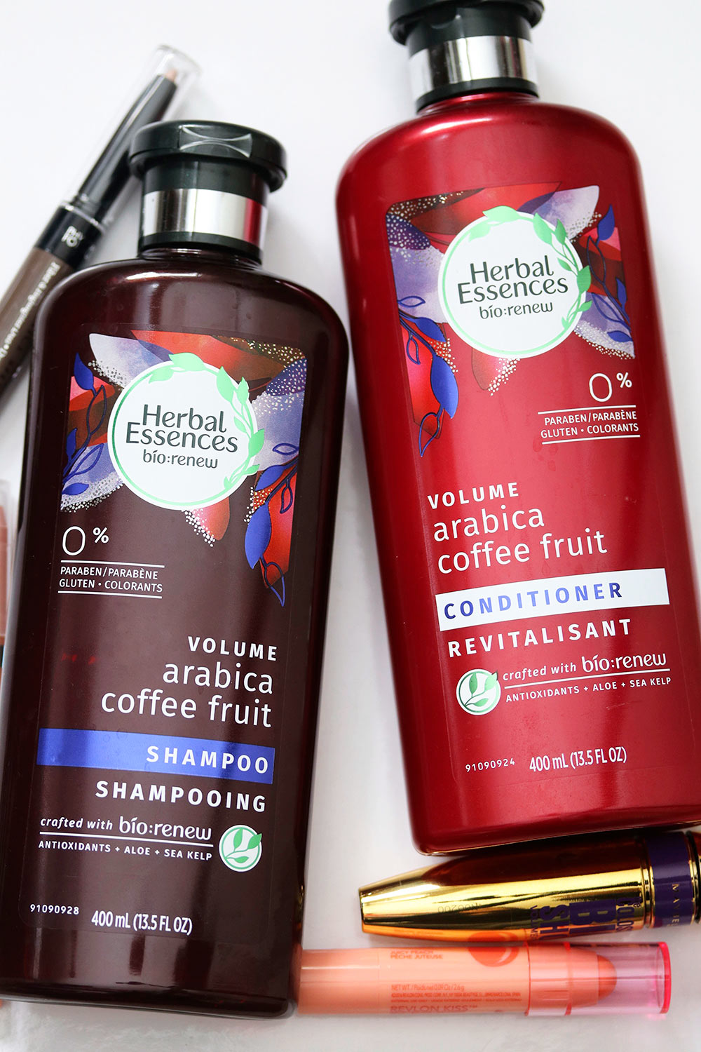herbal essences volume arabica coffee fruit