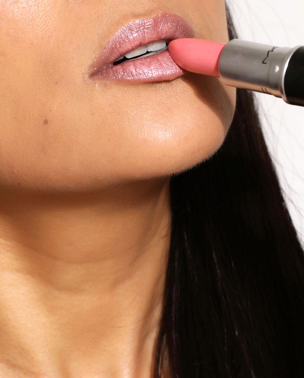 mac loves a gamble lipstick