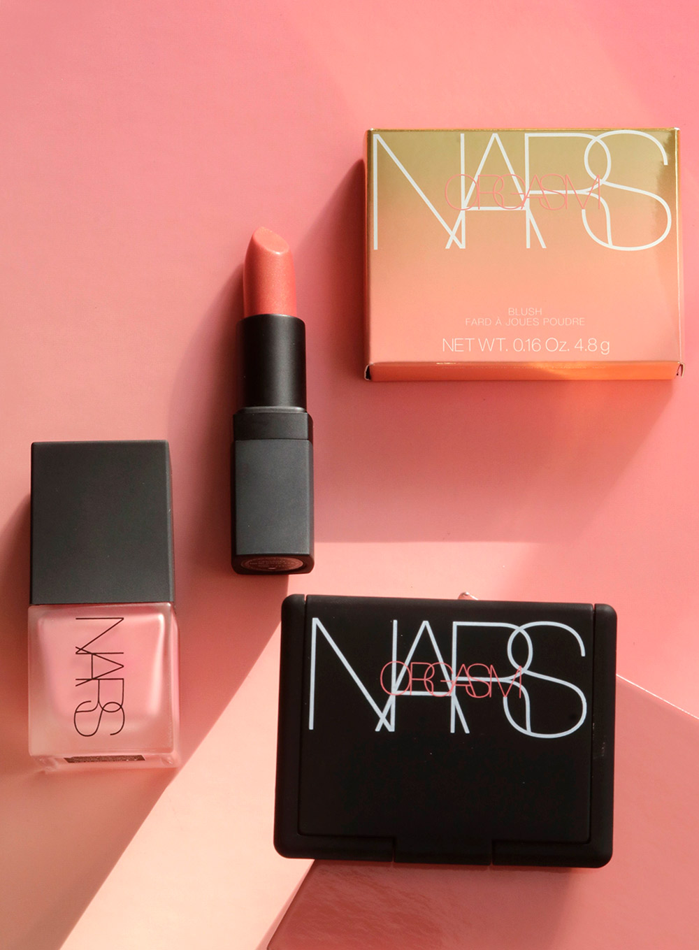 nars orgasm collection may 2017