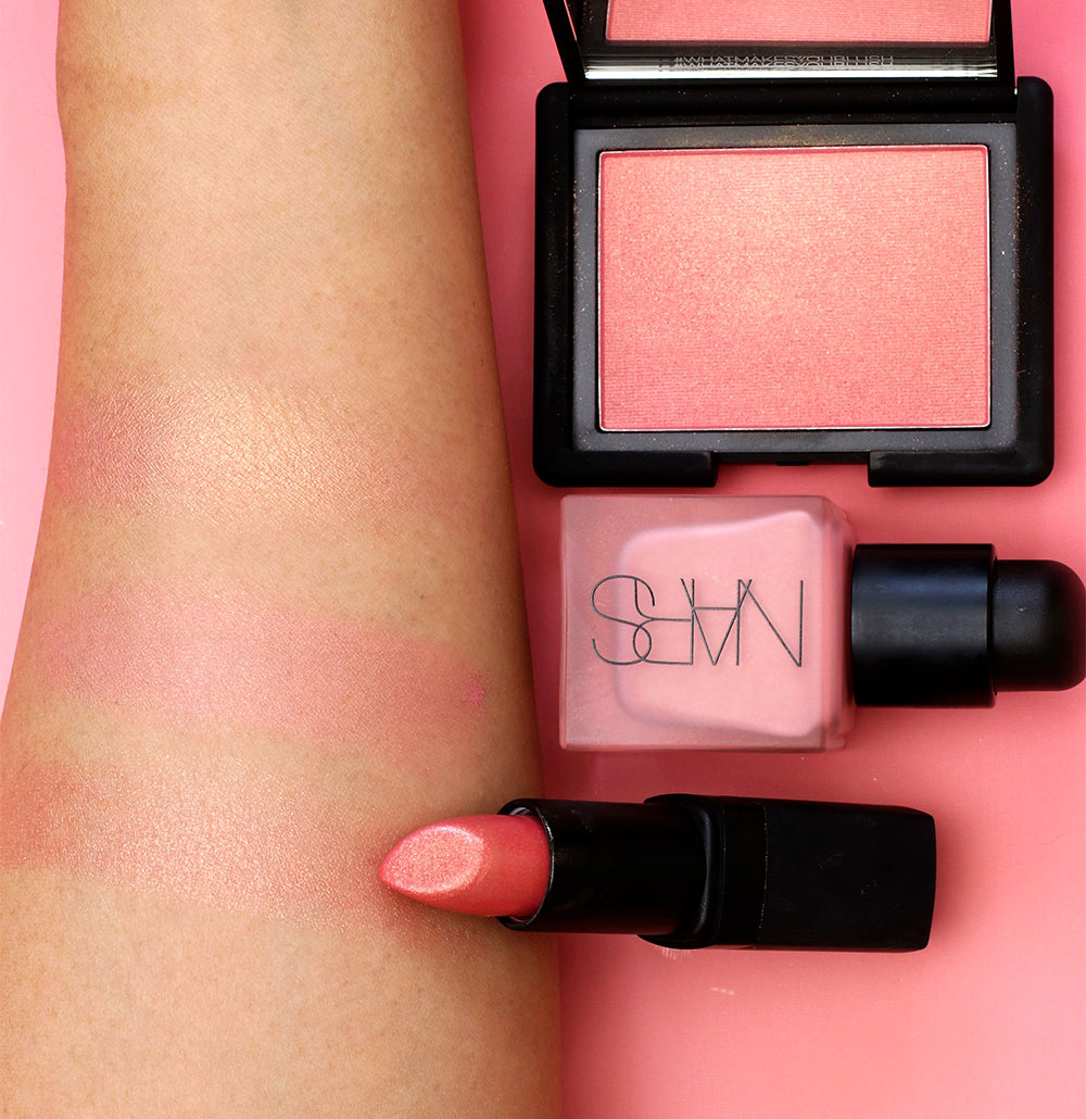 NARS Liquid Blush and Orgasm Collection Review | The ...