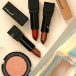 stellar lipsticks and blush and concealer