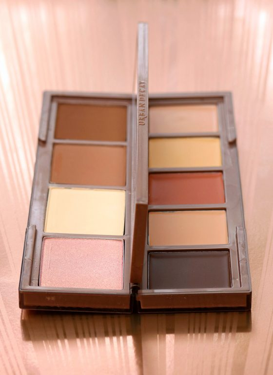 New Urban Decay Naked Skin Shapeshifter Travel Contouring and Highlighting Palettes
