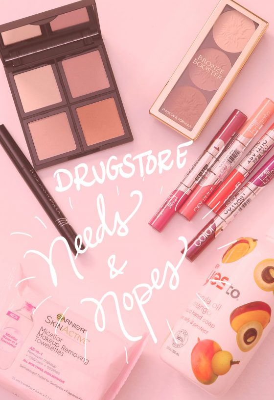 Drugstore Needs and Nopes, Vol. 3