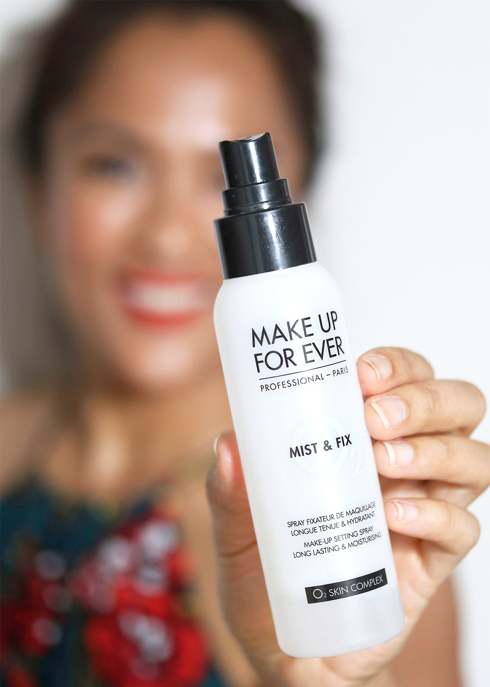 make up for ever mist fix