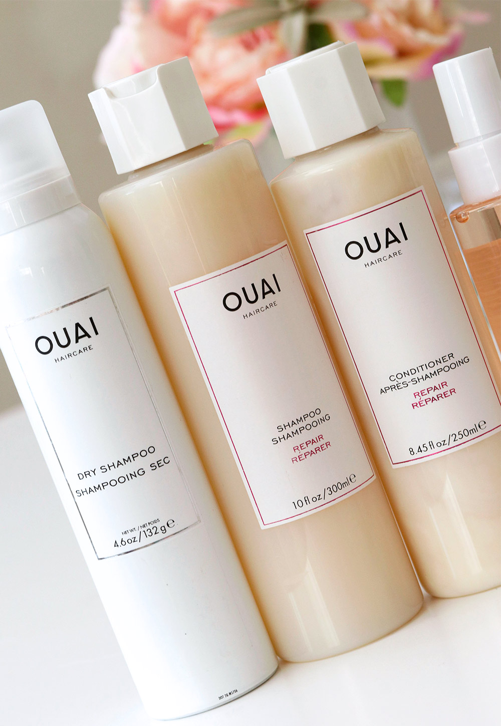 ouai shampoo conditioner