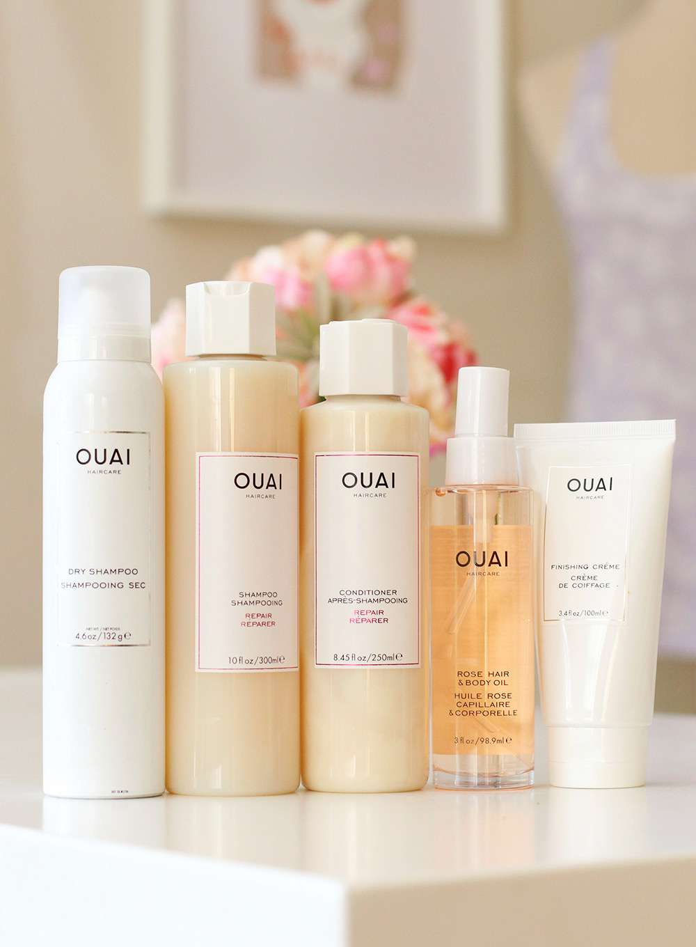 ouair haircare 1