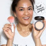powder to tone down blush 1