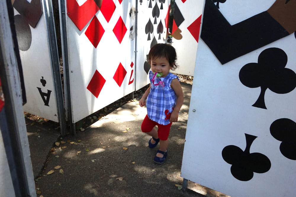 What a Beautiful Day at Children's Fairyland, Oakland's Storybook Theme Park