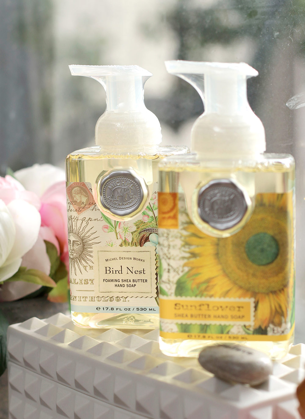 bird nest hand soap