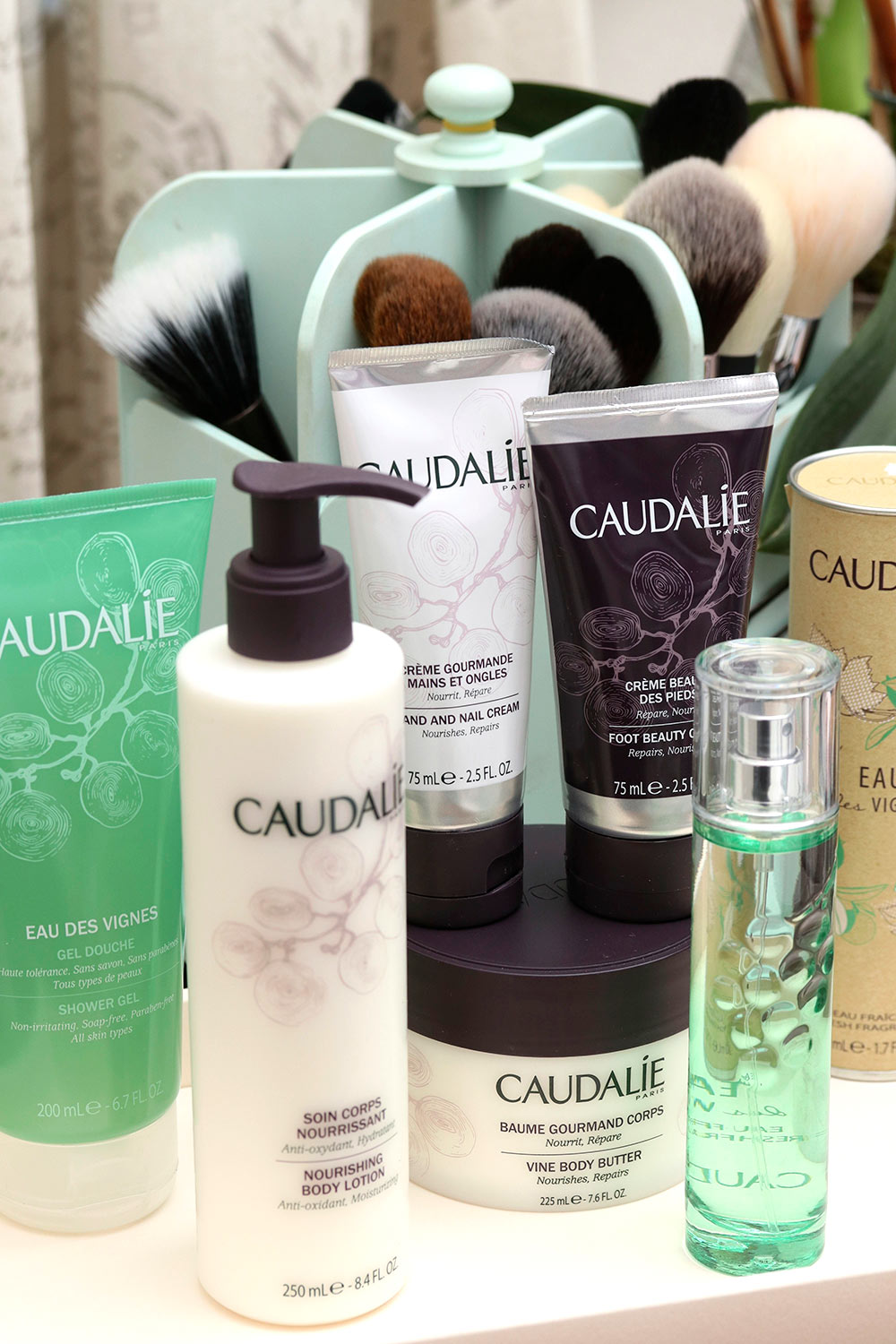 caudalie body products