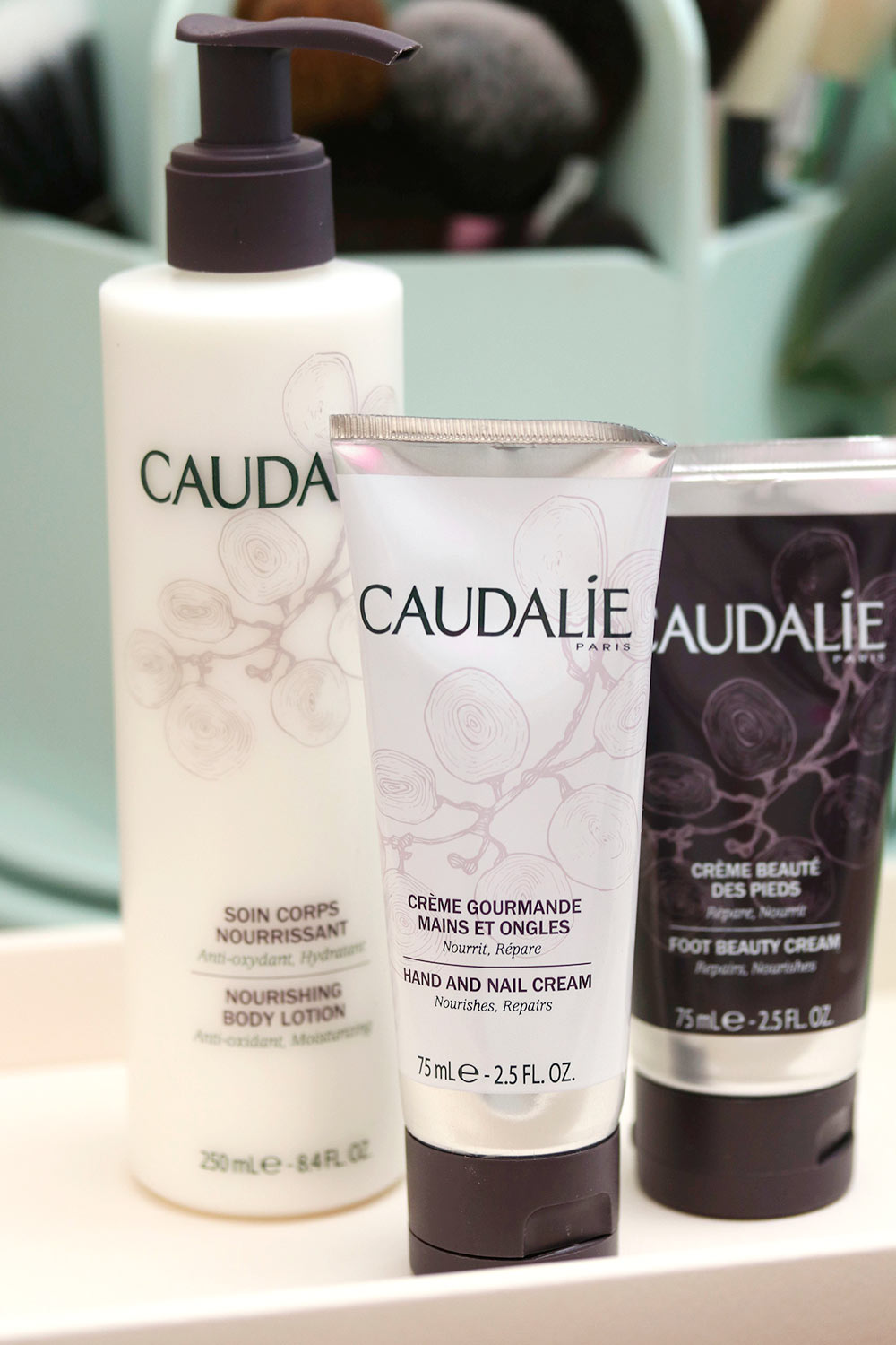 Shower Tales And Current Caudalie Body Favorites