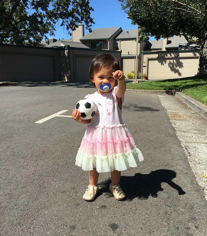 connor soccer ball