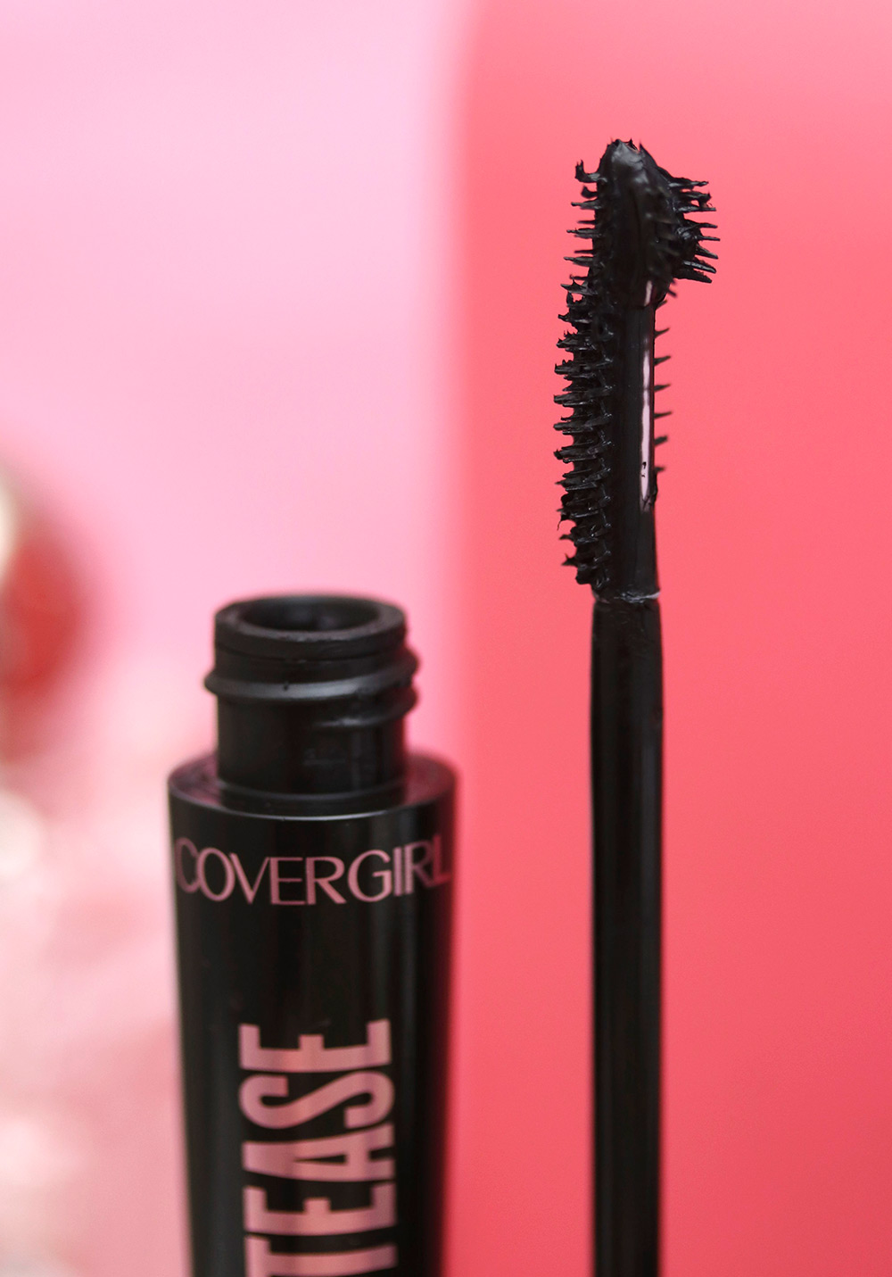 covergirl total tease mascara wand