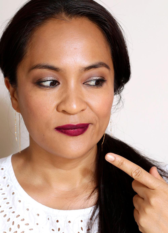models won lix matte liquid lipstick eucalyptus pink