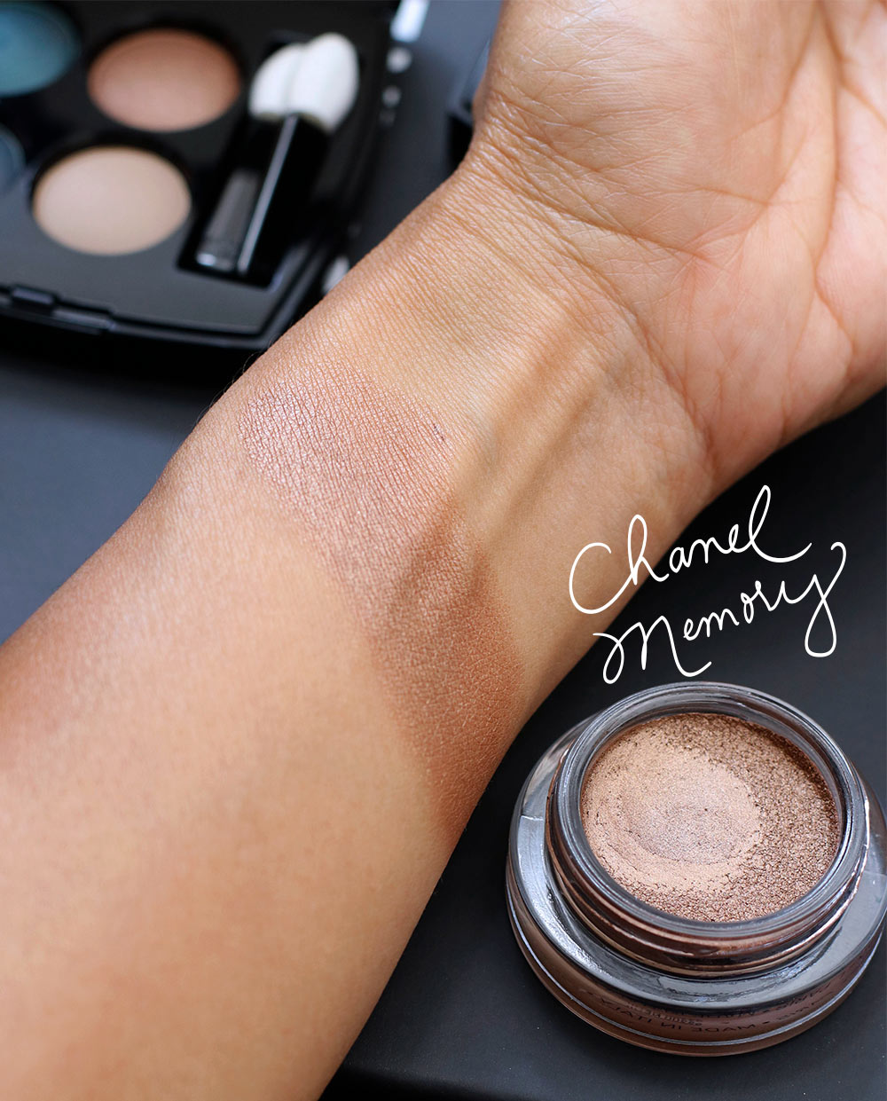 chanel memory swatch
