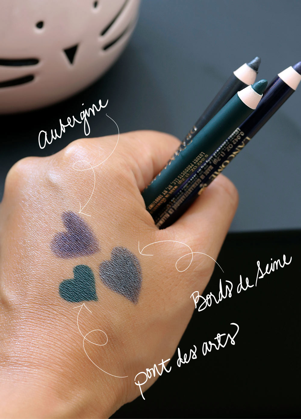lancome drama liqui pencil review swatches