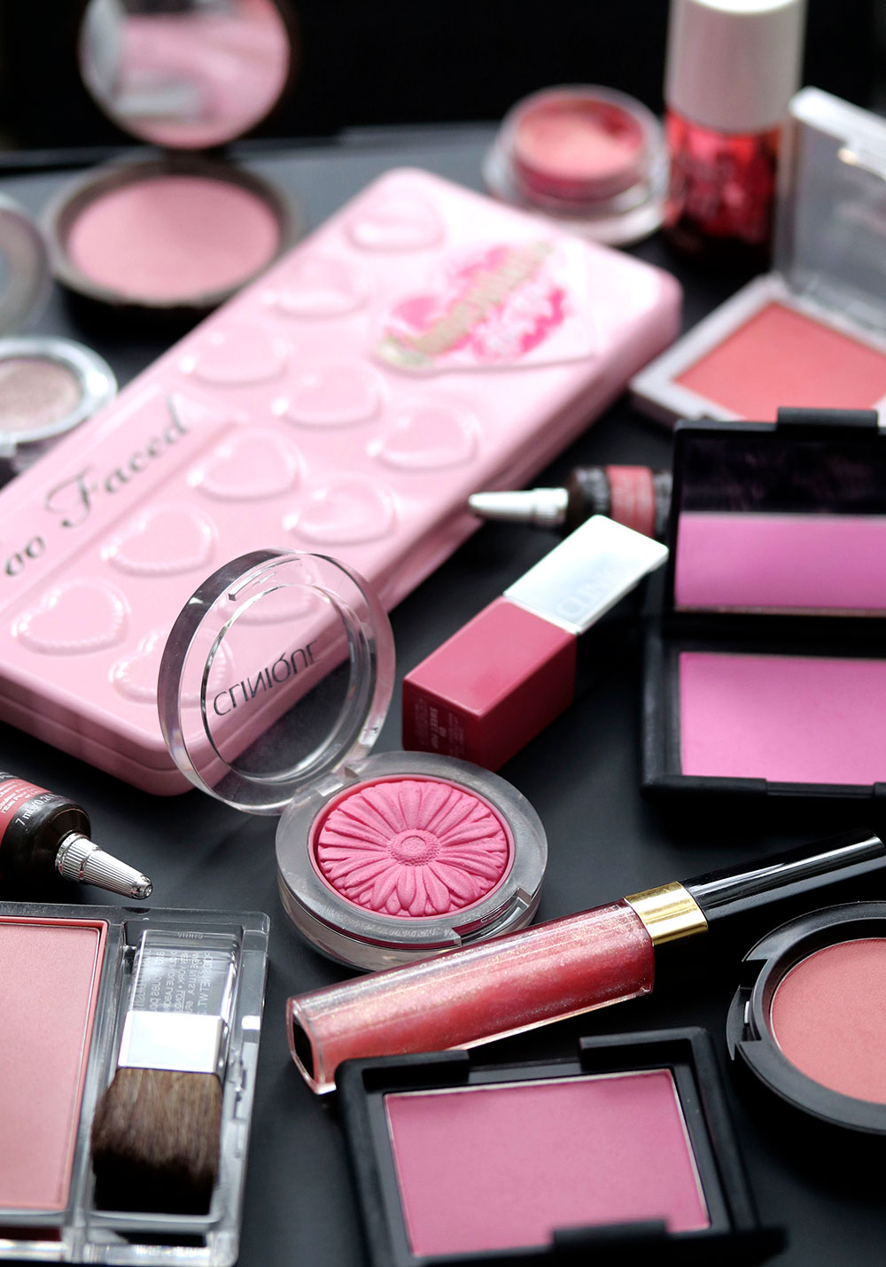 pink makeup monday poll august 6