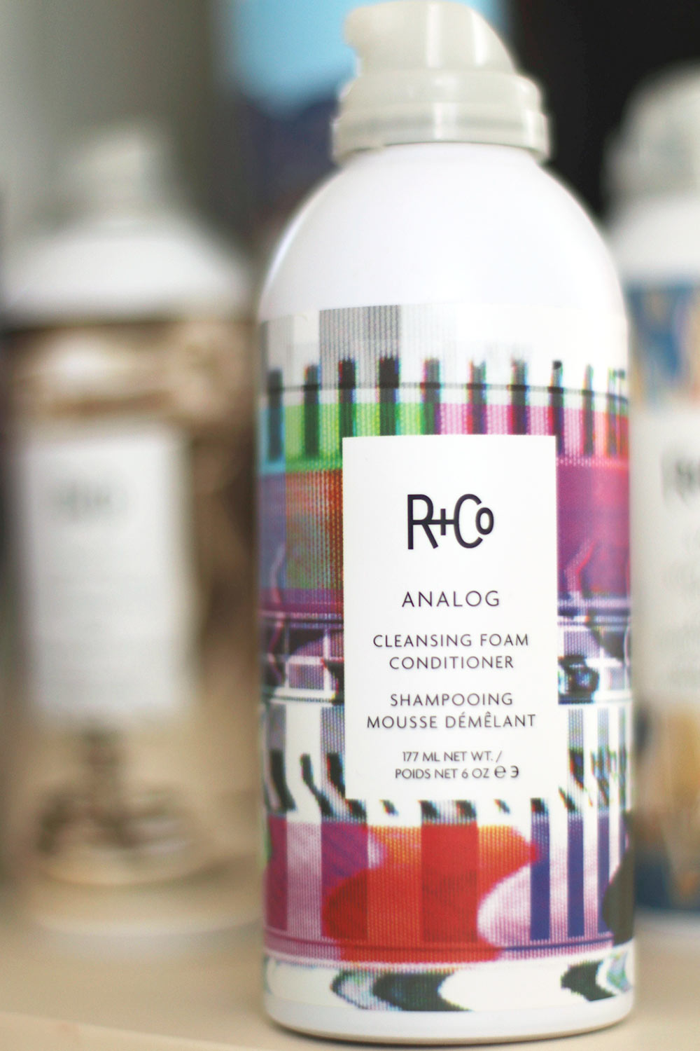 r+co cleansing foam conditioner