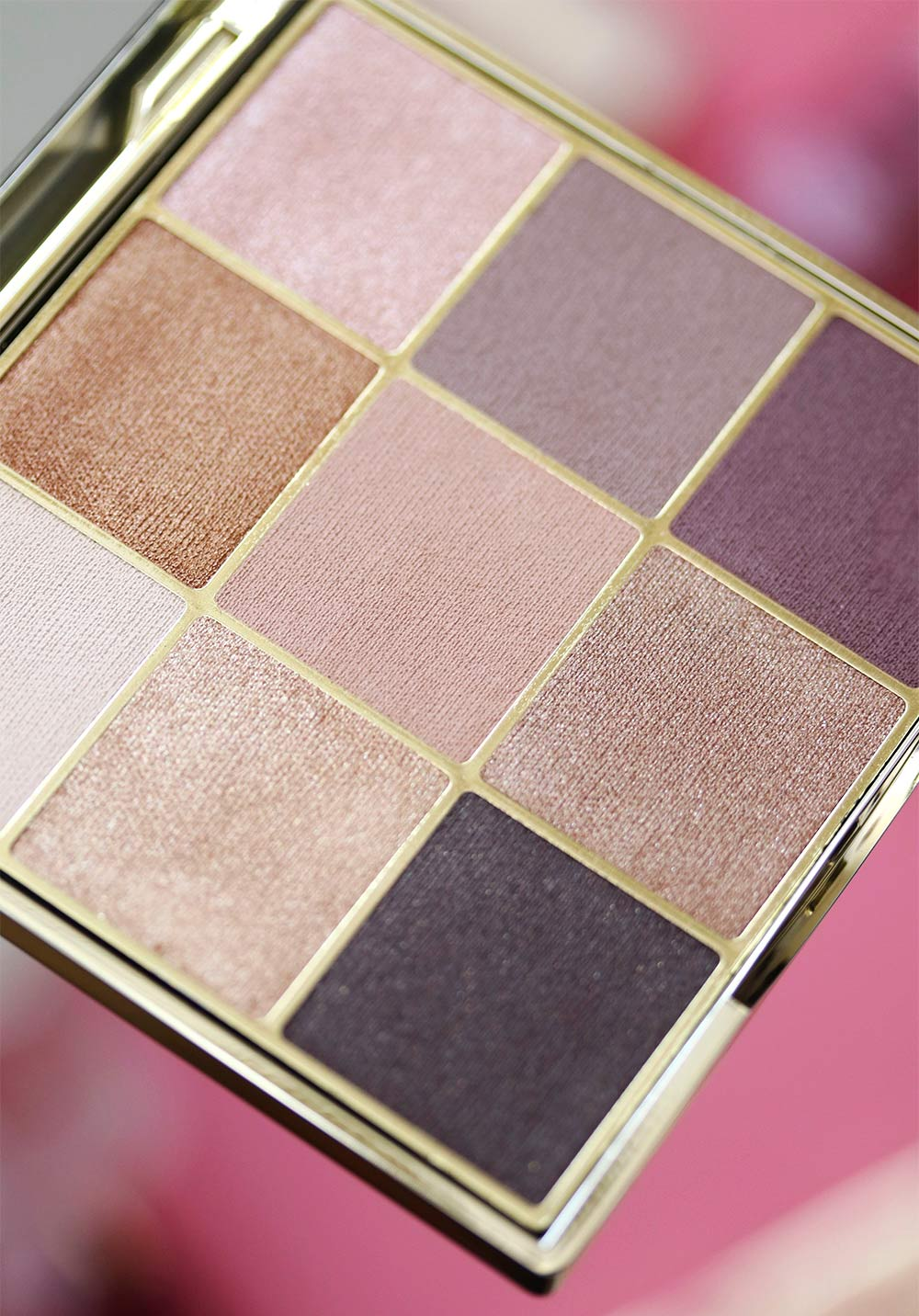 tarte make magic happen palette closeup