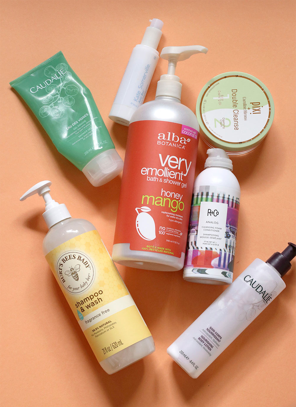 recent empties september 13