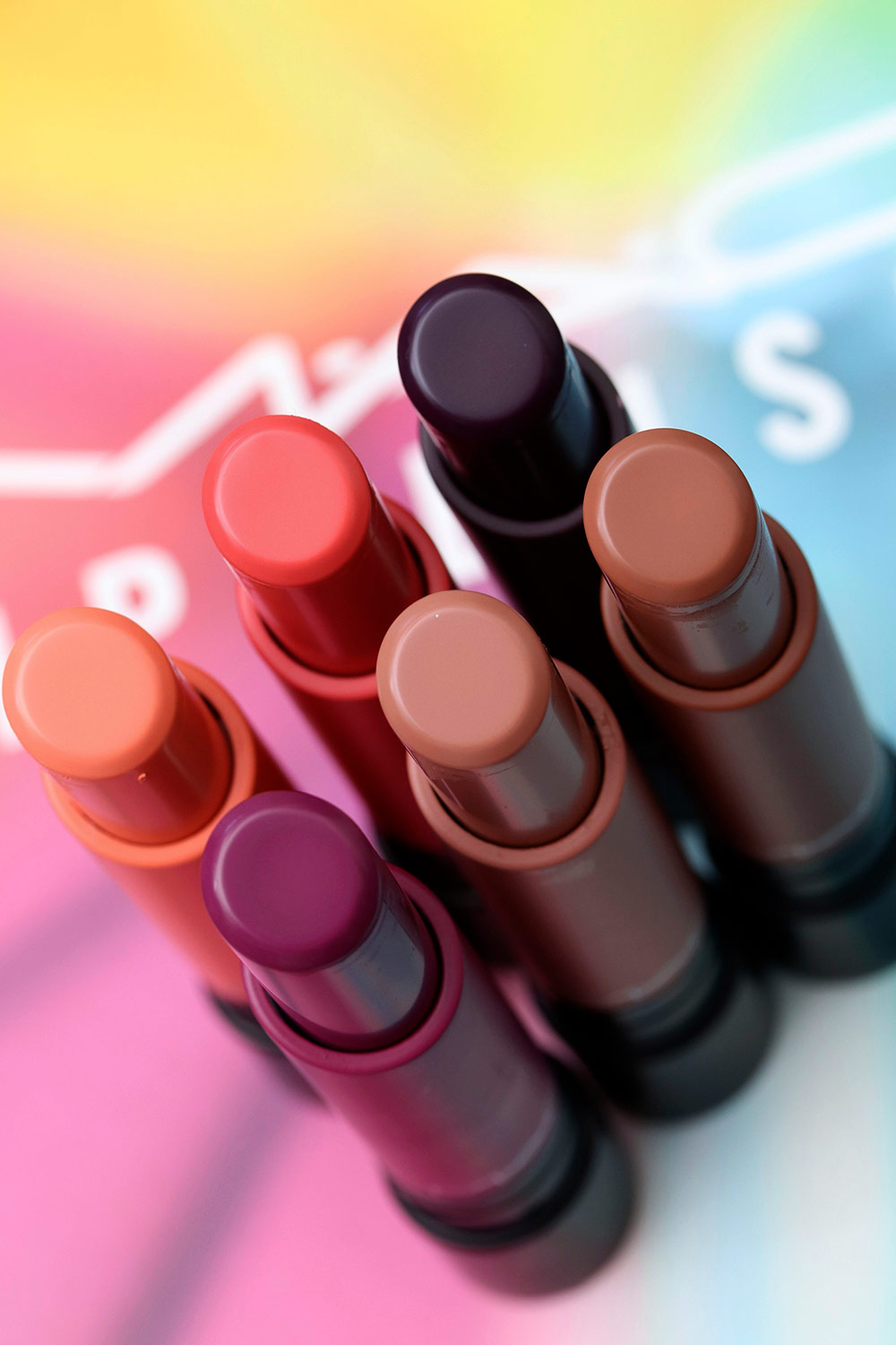 mac liptensity lipsticks october 2017