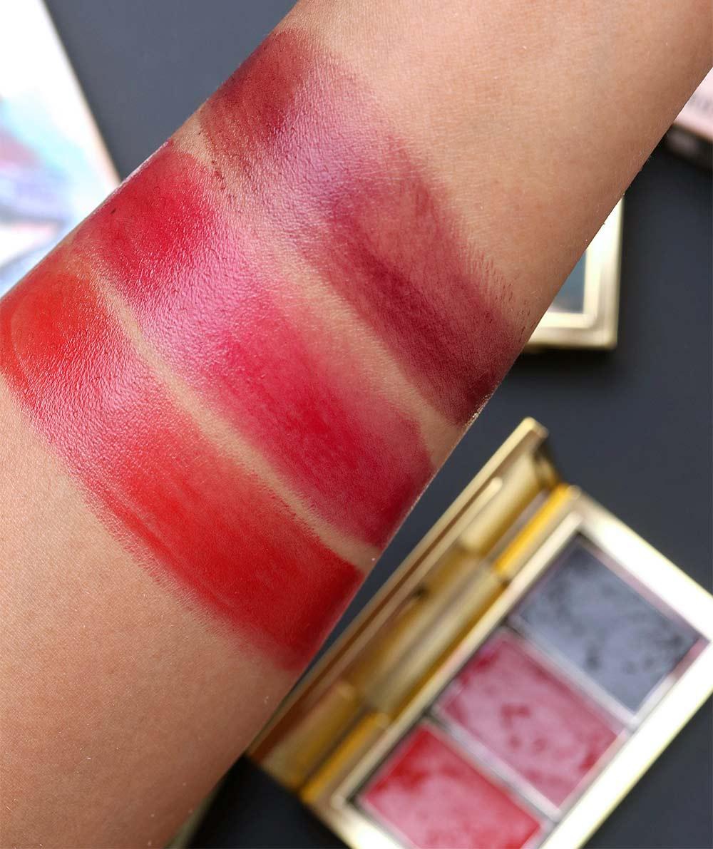 mac rossy de palma indimenticabile swatch