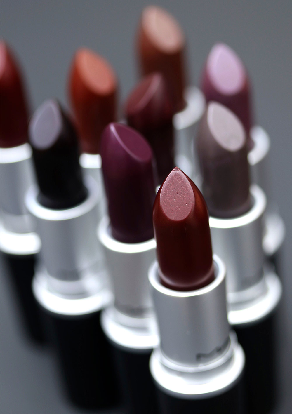 Introducing the MAC Velvet Matte Lipstick Collection ...