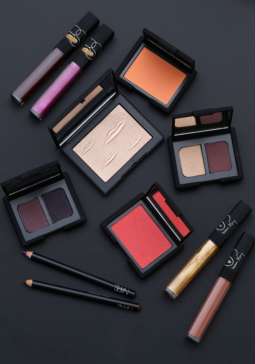 nars man ray for nars holiday 2017