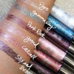 Introducing 6 New Shades of Urban Decay Heavy Metal Glitter Eyeliner for Holiday 2017