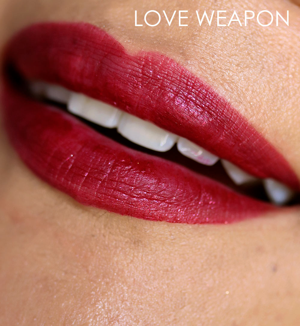 mac love weapon