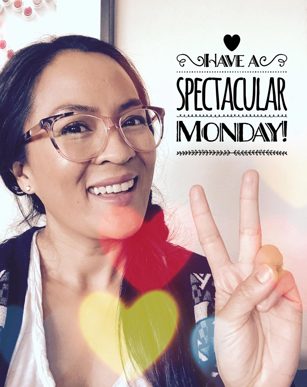 have a spectacular monday