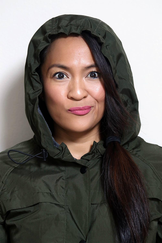 rainy day makeup tutorial