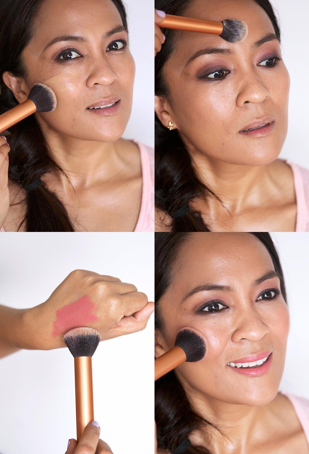 Makeup tutorial foundation choice image any tutorial examples fast and flirty valentines day makeup tutorial a romantic romantic makeup tutorial mac lunar new year baditri Gallery