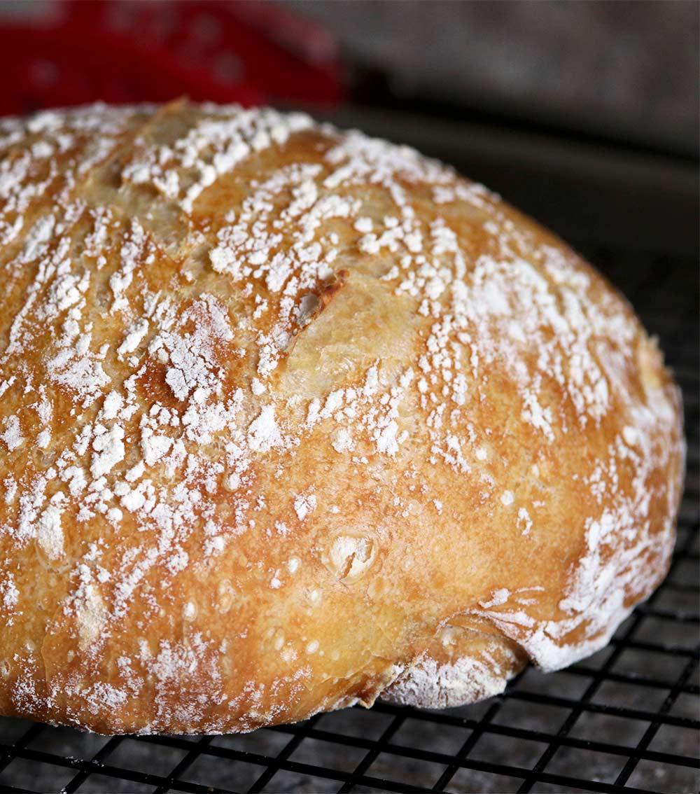 rusic loaf
