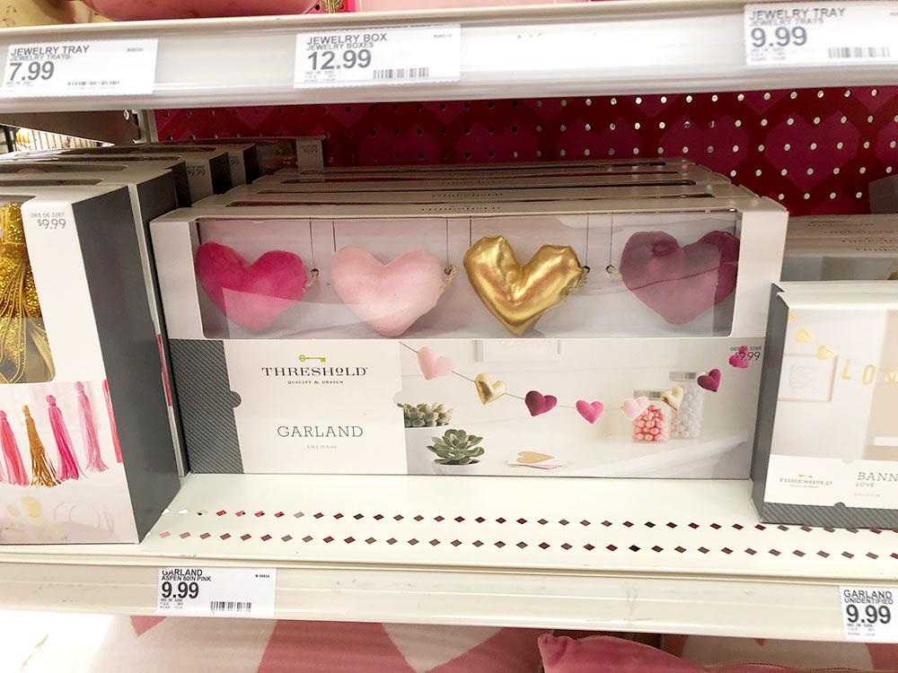 threshold  heart garland