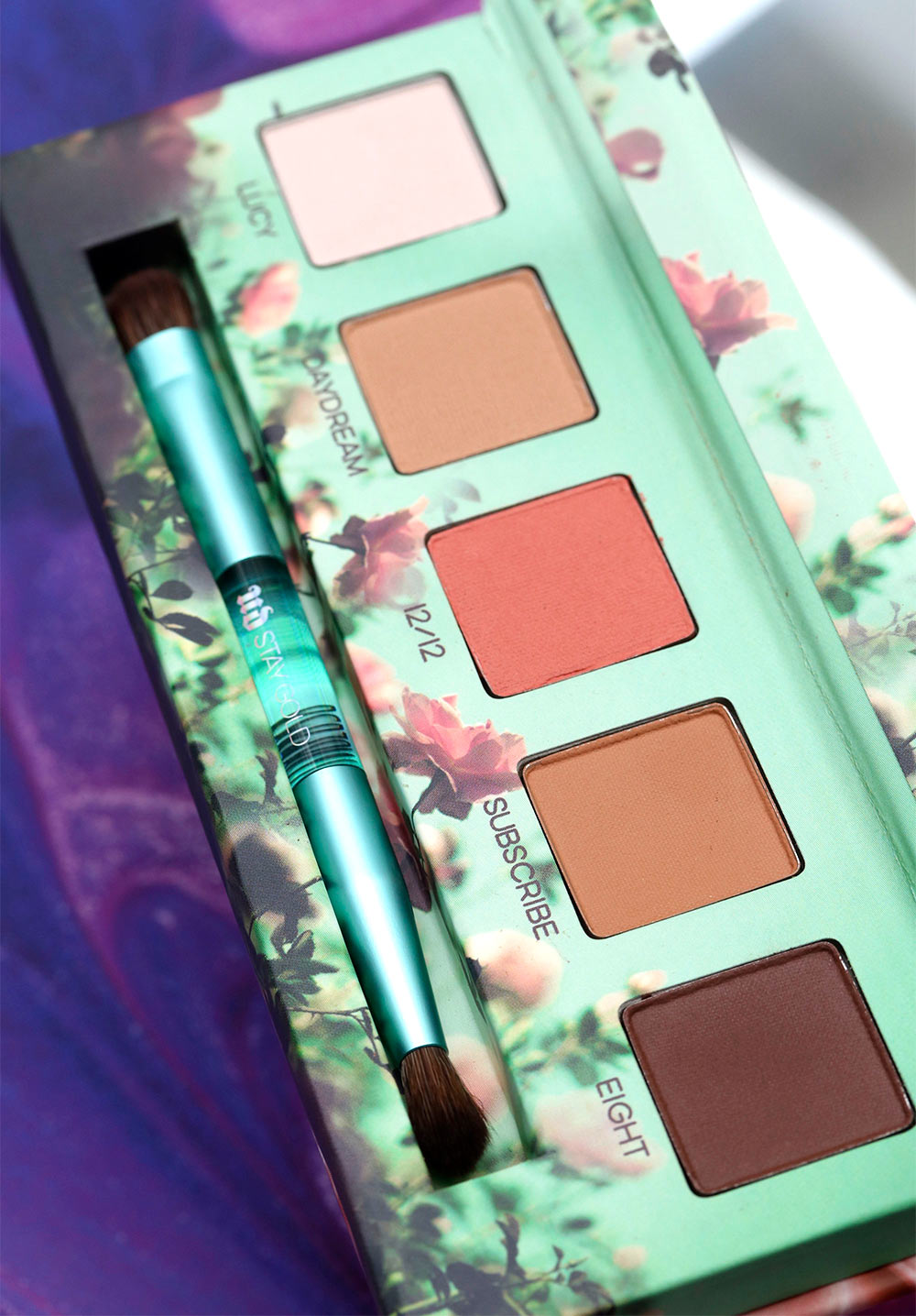 The Urban Decay X Kristen Leanne Collection Daydream