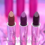 The Urban Decay X Kristen Leanne Collection Vice Lipsticks in Bun Bun, Cloud9 and Spellbound