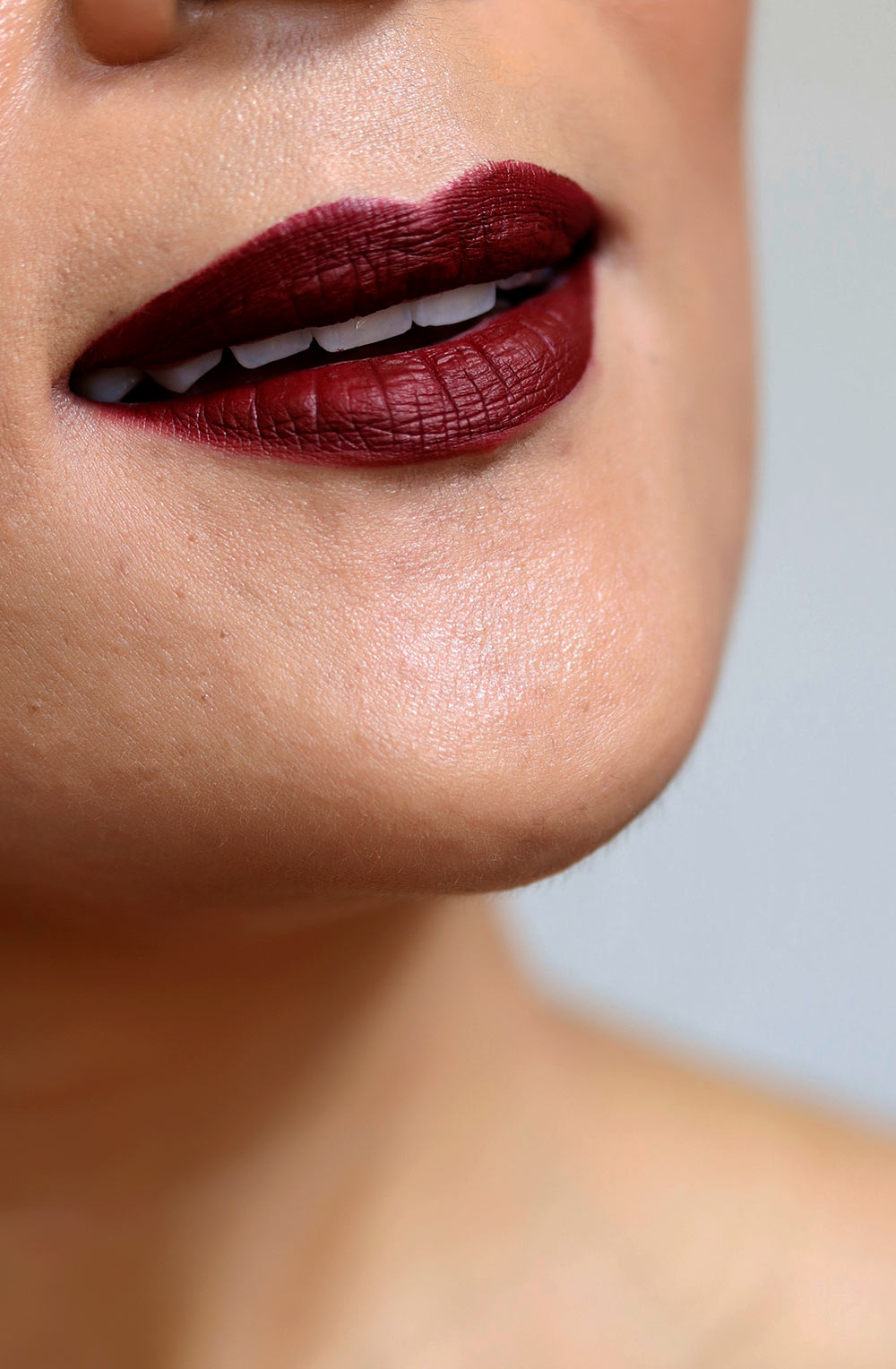 Day 5: Blackened Red Lips With