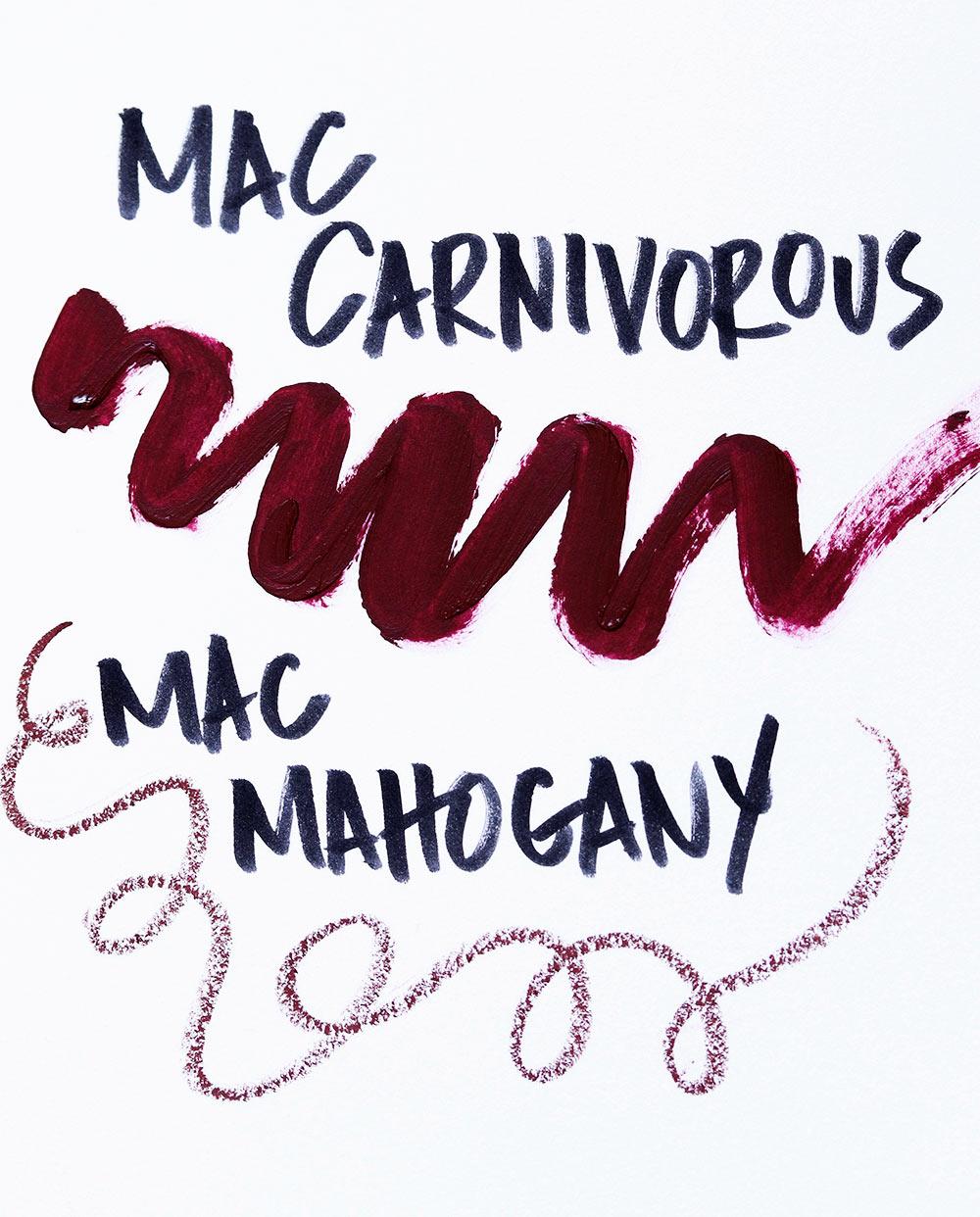 mac carnivorous mahogany