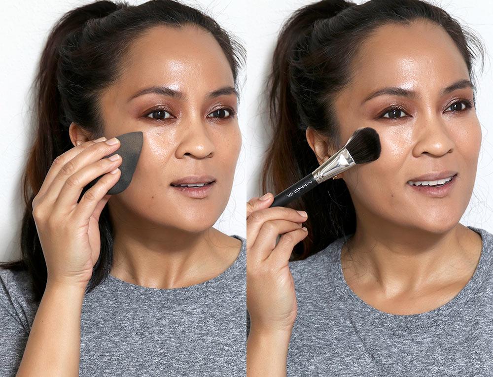 red brown smokey eyes tutorial 4