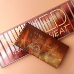 The Urban Decay Petite Naked Heat Palette